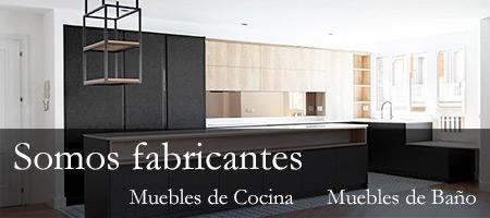 Muebles de cocina y baño en Collado Villalba.