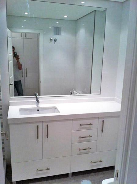 Fabricacion venta y montaje de muebles de ba o en madrid for Muebles de bano lamosa